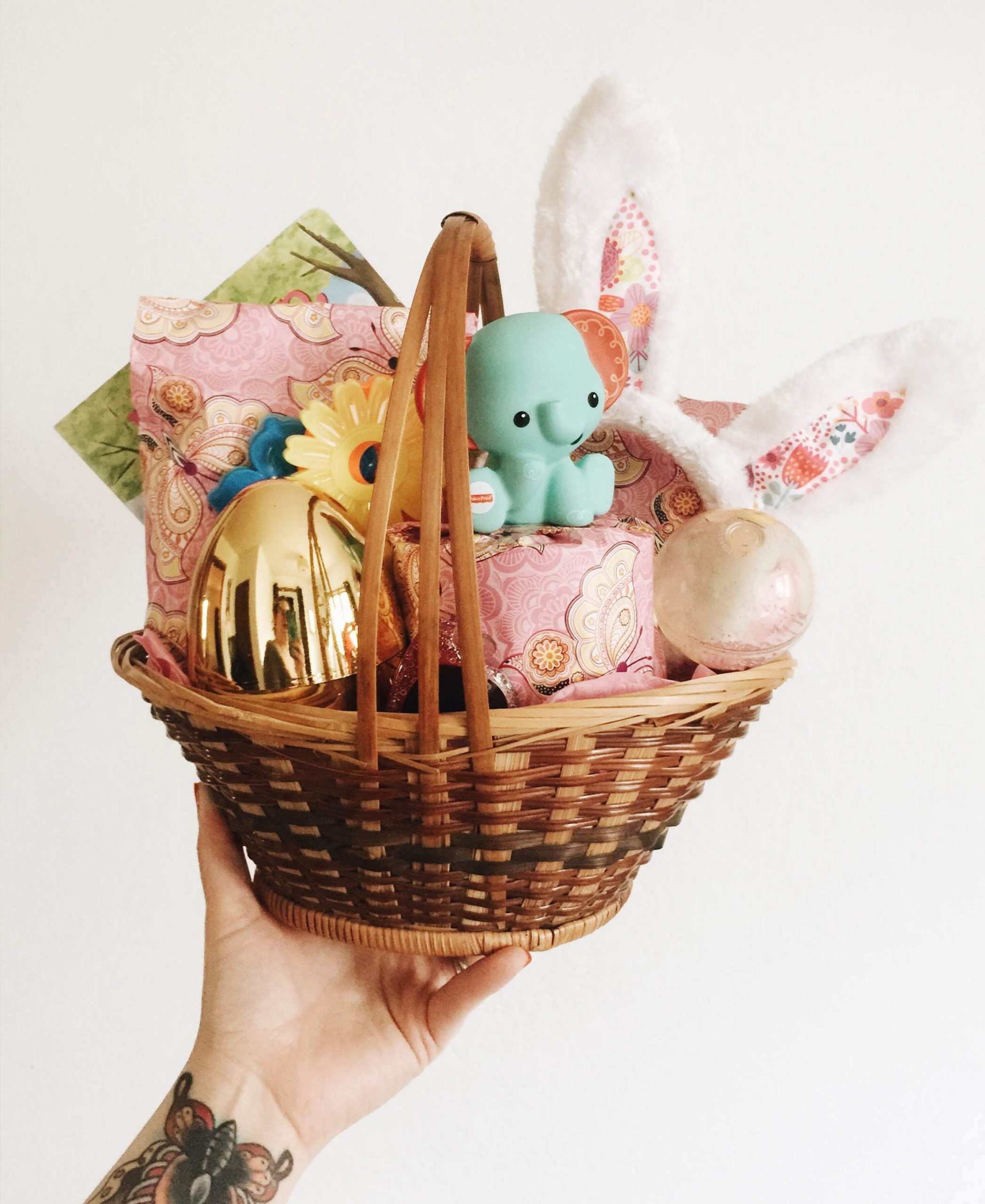 Easter Basket Ideas That Don't Involve Candy
