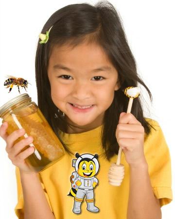 madu dan khasiat nya untuk anak
