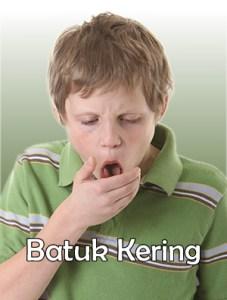 obat batuk kering anak