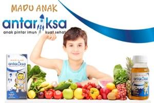madu antariksa vitamin anak