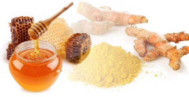 madu dan temulawak obat penurun panas anak alami