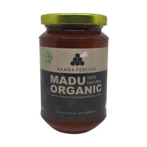 Madu Organic Hamba Perkasa 400 gram