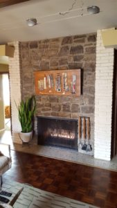 Our Fireplace