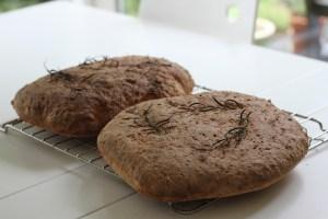 Rosmarinbrød