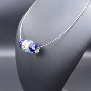 Perles fumée à l'argent - Mad Verrerie D'Art | Frédéric Demoisson
