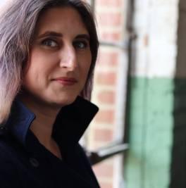 Jessica Temple-author of Daughters of Bone