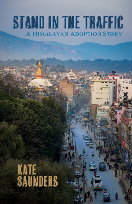 Stand in the Traffic: A Himalayan Adoption Story by Kate Saunders