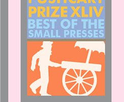 The Pushcart Prize logo for 2020