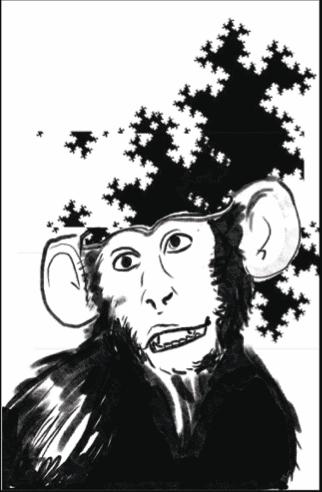 Fractal Monkey