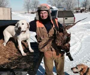 Lee Schoenbeck's dogs will hunt, but will HB 1060?