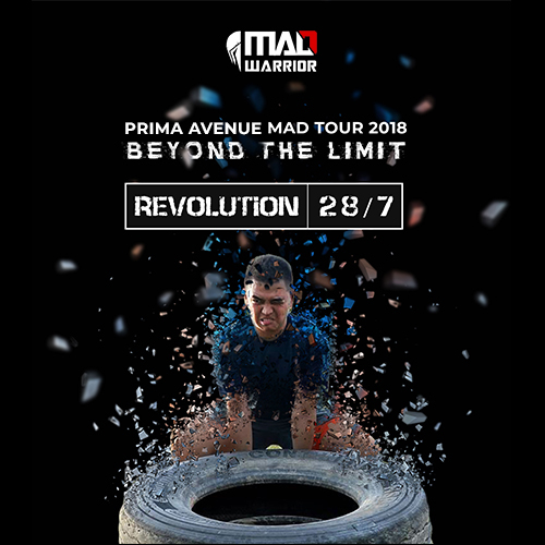 Mad Tour 2018 - Revolution