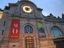 The front of the Orsay (including that cool logo)
