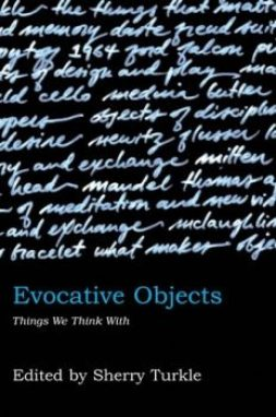 cover of evocative objects by sherry turkle
