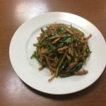 千葉県市川市でランチ 明佳園(めいけいえん) 中国家庭料理で、中華料理を食べてきた。