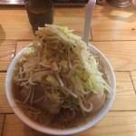 【南行徳】麺屋 本日も晴天です 野菜、ニンニクたっぷりラーメン【オススメのラーメン店】
