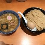 【東京駅】六厘舎  最後の一滴まで美味しく頂けるつけ麺。【東京ラーメンストリート】