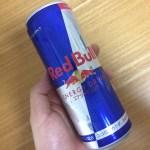 【エナジードリンク】世界中で愛されるRed Bull(レッドブル)の効能と成分!!