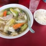 【亀戸】ラーメン菜苑 (サイエン)、孤独のグルメSeason5第十話で紹介されたお店でタンメンを食べてきた【ラーメン】