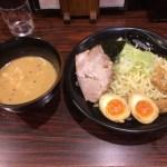 【錦糸町】北海道ラーメンひむろ 錦糸町店、みそだれつけ麺