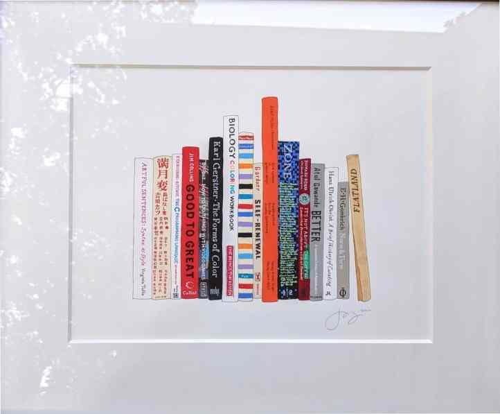 Image books.