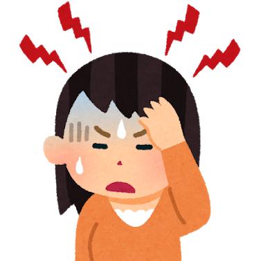朝に起きる頭痛は要注意