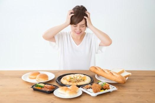 食べながら痩せる食事の工夫