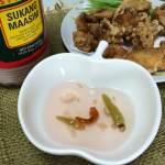 【スーカ】サトウキビからできたフィリピンのスパイシーな「酢」は辛くて酸っぱくて超うまい!