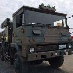 田子の浦ポートフェスタ③自衛隊ミサイルシステム車両のド迫力に驚いた!