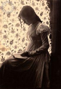 Zitkala-Ša. (Foto 1898 aufgenommen von Gertrude Käsebier)
