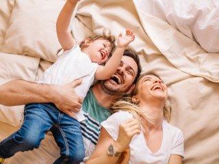 brincadeiras em família