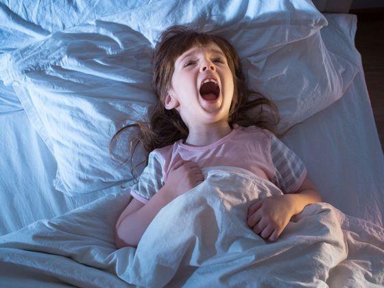 terror noturno infantil