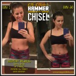 Hammer and Chisel 30 day results