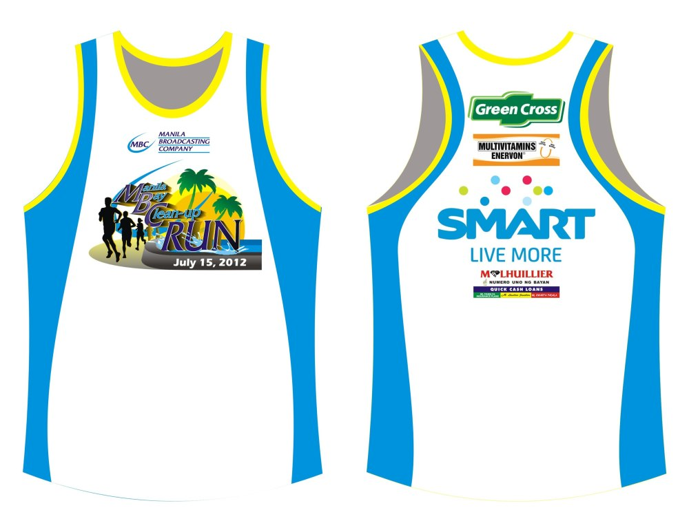 Let's Go and Run for Manila Bay CleanUp Run 2012! (1/5)
