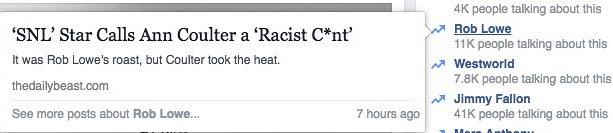 Facebook reemplaza editores humanos con un mcchicken