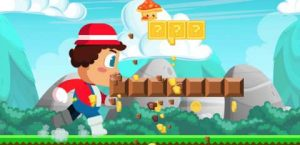 super mario run en android