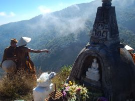 doi pa ngaem shrine