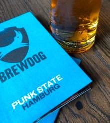 Männerabend Special – Brewdog Hamburg Eröffnung