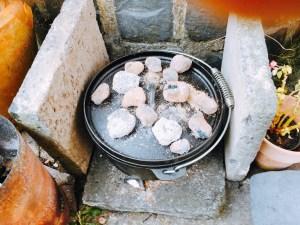 Gulasch aus dem Dutch Oven