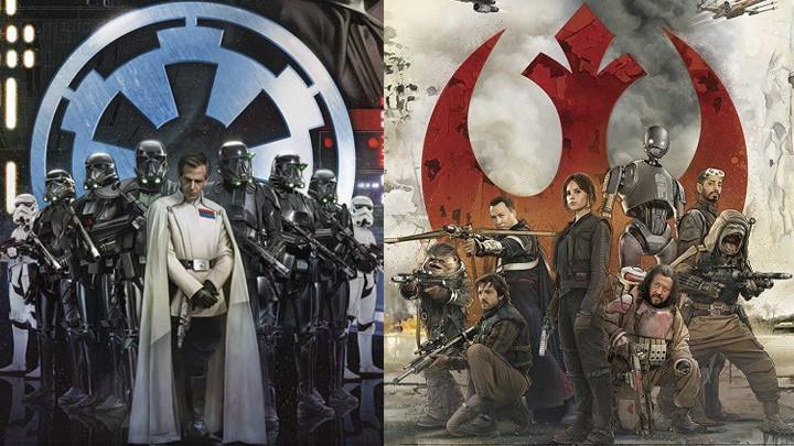 Rogue One: A Star Wars Movie Review - Mae Polzine