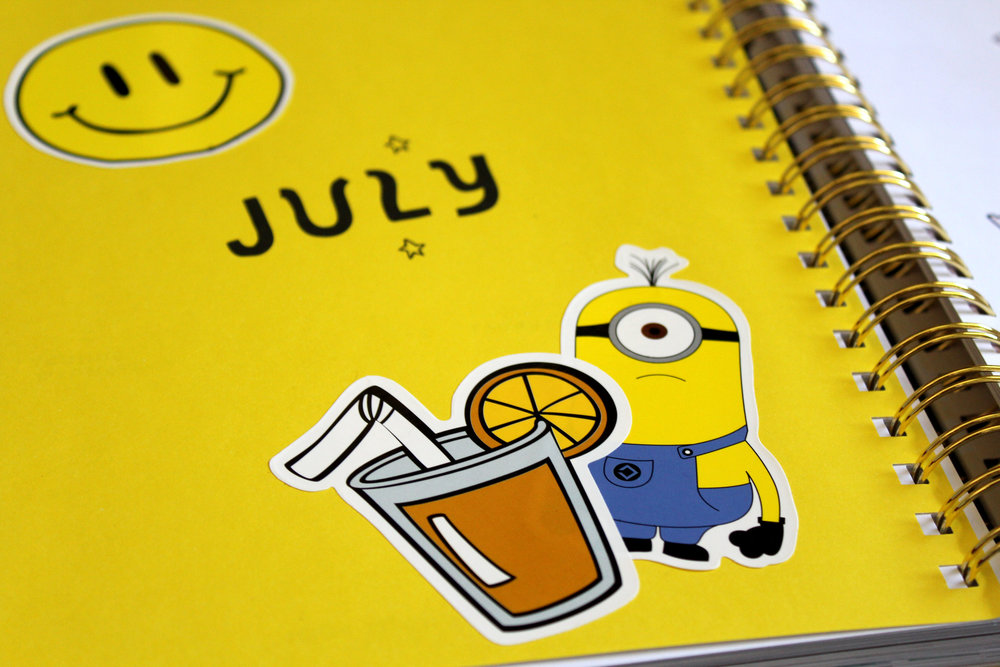 July 2017 Monthly Goals 3