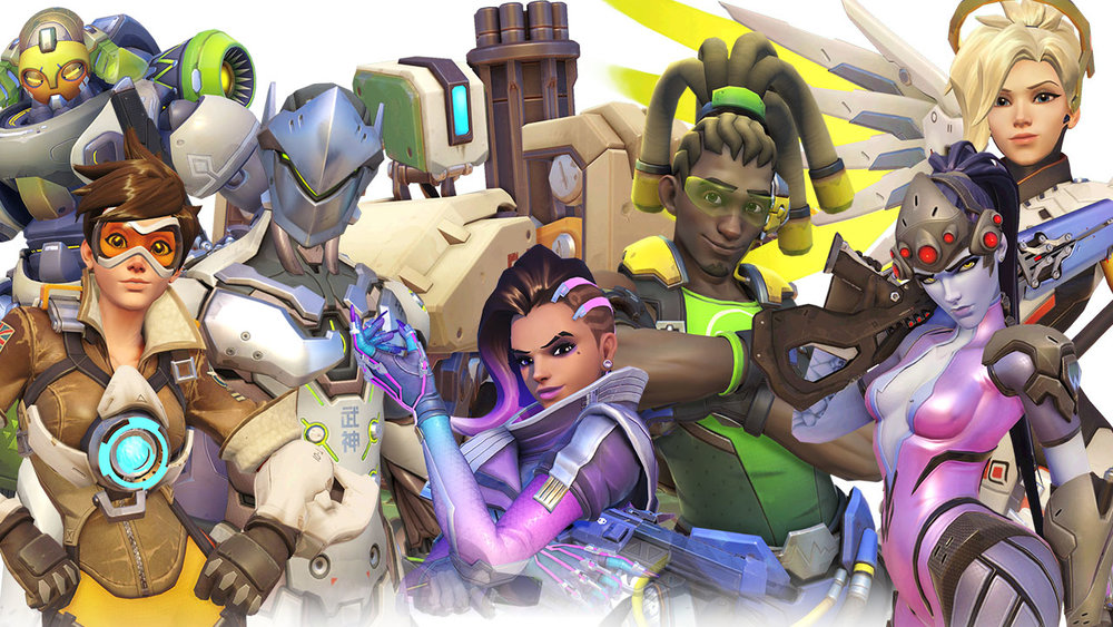 Overwatch: My Favorite Heroes to Play As 1