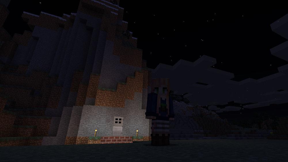 Minecraft: Welcome to my Underground Fortress - Mae Polzine