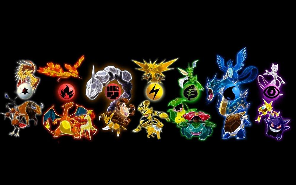 Pokemon: Understanding the Element Types 1