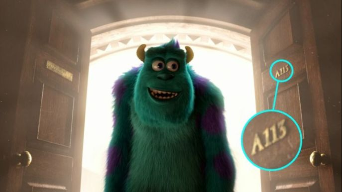 A113 Monsters Inc