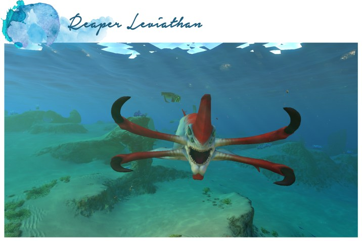 Subnautica: Breaking Down the Leviathan Class - Mae Polzine