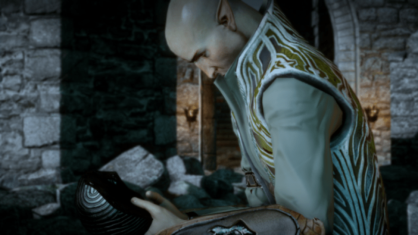 Solas Orb Destroyed