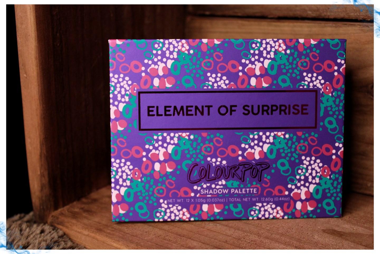 Element of Surprise Palette