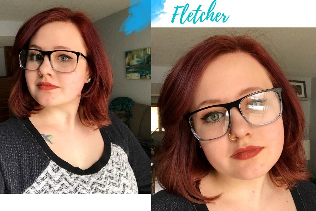 Warby Parker Fletcher glasses