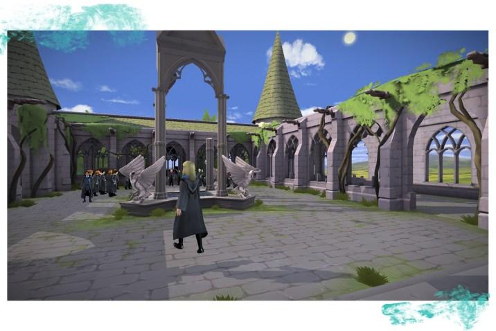 Hogwarts Mystery 6