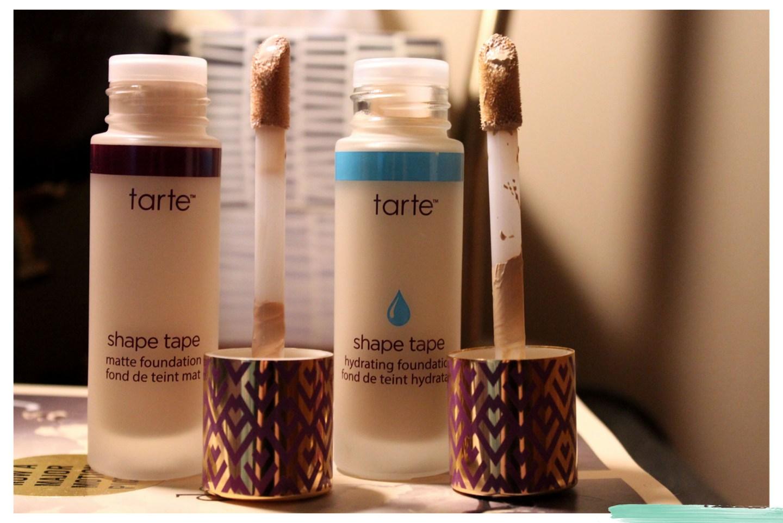 Tarte Shape Tape Foundation Matte Hydrating Applicators